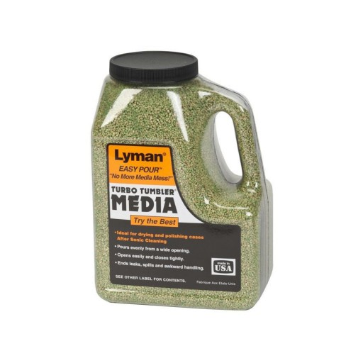 LYMAN Corncob Plus Media 4.5lbs #7631394