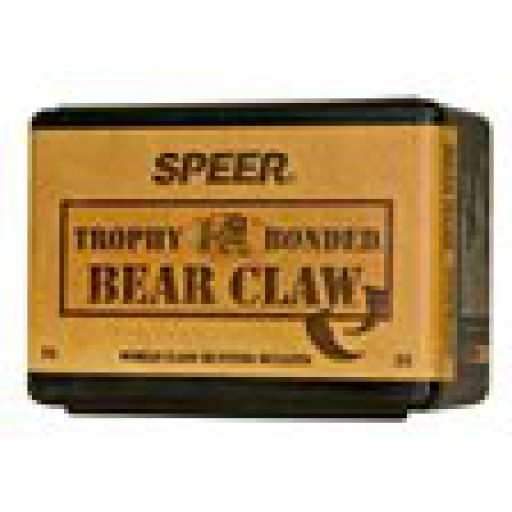 "SPEER Trophy Bonded .277"" 140gr SP #1740"