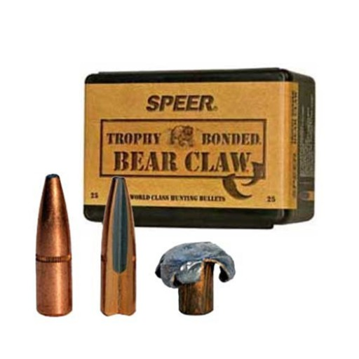 "SPEER Trophy Bonded .284"" 160gr SP #1750"