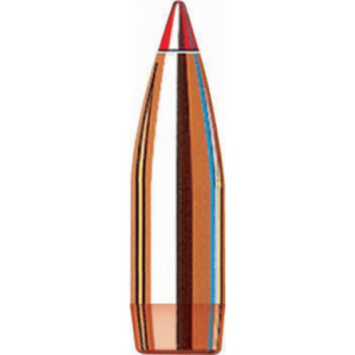 "HORNADY V-MAX .277"" 110gr +Cannelure #22721"