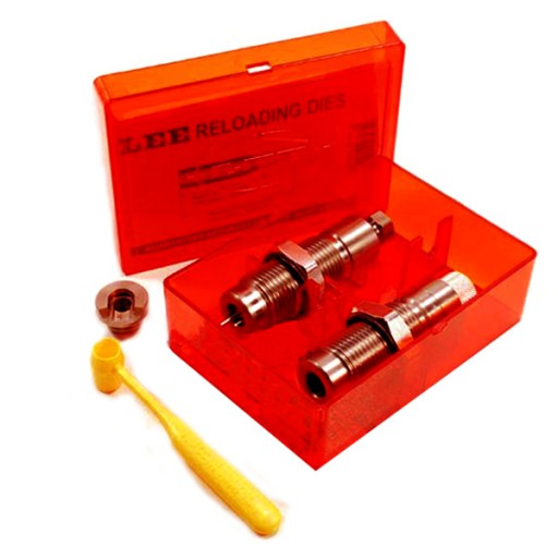 LEE Full Lenght 2-Dies Set 8mm LEBEL #90768