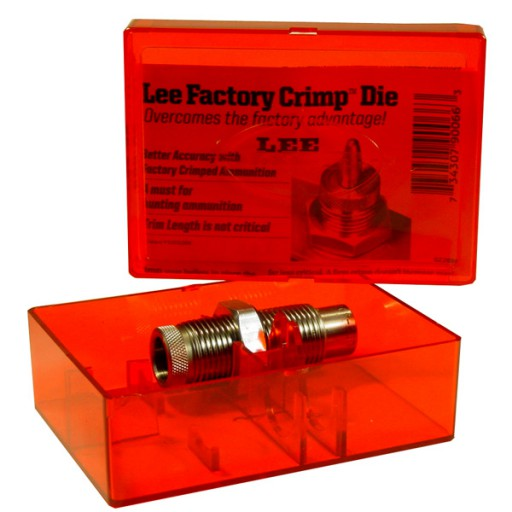 LEE Factory Crimp Die .22 HORNET #90829