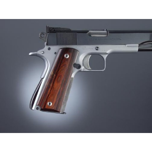 HOGUE Guance in Legno | Colt 1911 | Panel | RoseWood #45510