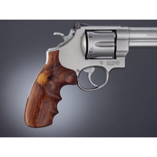 HOGUE Guance in Legno | S&W N Round | CocoBolo