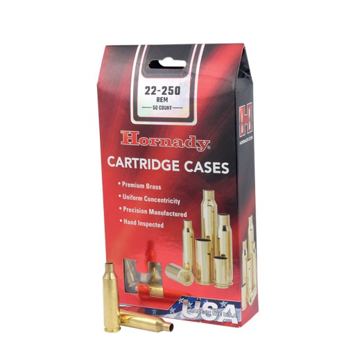 HORNADY Bossoli .22-250 Remington #8610