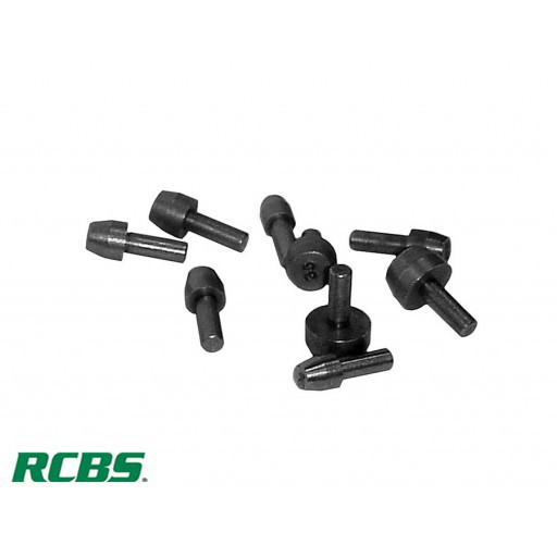 RCBS Case Trimmer Pilots | Pilot/Mandrino per Case Trimmer