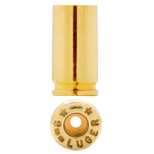 STARLINE Bossoli 9MM Luger / 9x19 (100pz)