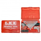 LEE New Priming Tool Kit Innescatore a mano + Shell Holders #90215