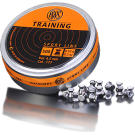 RWS Training 4.50mm 0,53g/8.2gr (500pz)