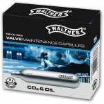 Walther Bomboletta Maintenance Lubrificazione CO2&Oil (5pz)