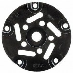 RCBS PRO CHUCKER 5-Statio Shell Plate N16 #88929