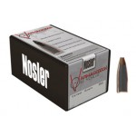 "NOSLER Varmageddon .224"" 40gr FB Tipped Metallic-Black-Tip #17230"