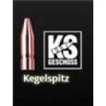 "RWS KegelSpitz .284"" 123gr (7mm / 8,0g) KS #14629"