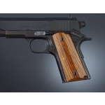 HOGUE Guance in Legno | Colt Officer's | Panel | CocoBolo #43810
