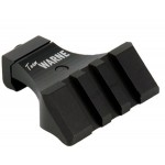WARNE AR A645 45° Picatinny Side Mount | Nera #A645TW