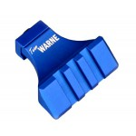 WARNE AR A645 45° Picatinny Side Mount | Blu #A645BU