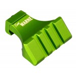 WARNE AR A645 45° Picatinny Side Mount | Zombie Green #A645Z