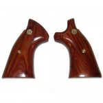 S&W Guance in Legno TARGET   K/L Square   + S&W Medallions #16410