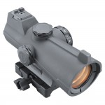 BUSHNELL Incinerate AR Circle Red Dot 1x29 5 MOA #AR750132