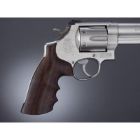 HOGUE Guance in Legno S&W N Square RoseWood #29900