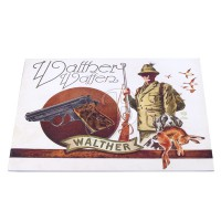 WALTHER WAFFEN RISTAMPA CATALOGO 1934