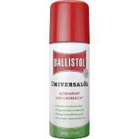 BALLISTOL Olio Universale Pump-Spray 50ml *No Gas