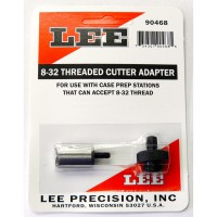 LEE 8-32 Threaded Case Trimmer Cutter and Lock Stud #90468