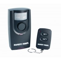 SAFETY FIRST | Allarme di Movimento + Telecomando
