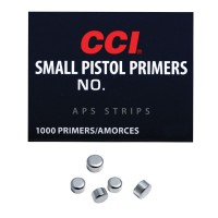 Inneschi CCI APS Strip Primers 550 | Small Pistol Magnum (1000pz)