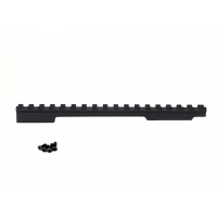 EGW Base Attacco Picatinny 0 MOA per Howa 1500 / Weatherby Short Action