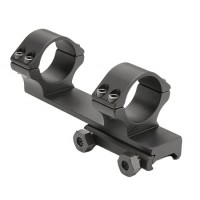 SPORTSMATCH AR15 Attacco WEAVER con Prolunga | Anelli 30mm | Mount 50mm #HOP77
