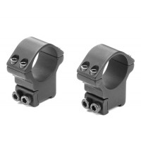 SPORTSMATCH Attacco 17mm (2pz) | Anelli 30mm | per CZ 550 | Mount 50mm #HTO75