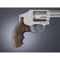 HOGUE Guance in Legno | S&W J Round | RoseWood