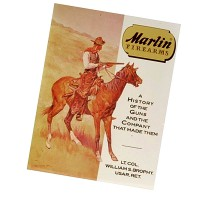 MARLIN FIREARMS - LIBRO IN VERSIONE ORIGINALE