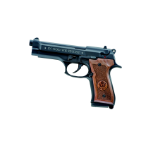 Pistola a Salve KIMAR Beretta 92 Cal. 9mm *Limited Edition* In God We Trust