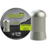 ÖZTAY Diabolo Heavy DOOM 4.50mm 1.05g/16.2gr (250pz)