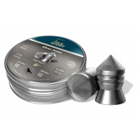 H&N-Sport Silver Point 4.50mm 0.75g/11.57gr (500pz)