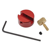 HORNADY Lock-N-Load Bullet Comparator Anvil Base Kit AB1