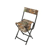 AMERISTEP Sedia High Back Realtree Extra Green