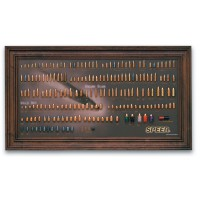 SPEER Bullet Display Board Chronology | Quadro Cronologia cartucce | Inerte