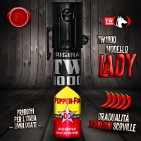 Spray al Peperoncino TW1000 Lady